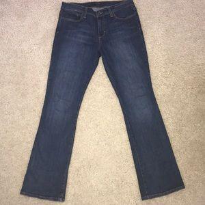Joe's Jeans Petite Bootcut size 28 EUC